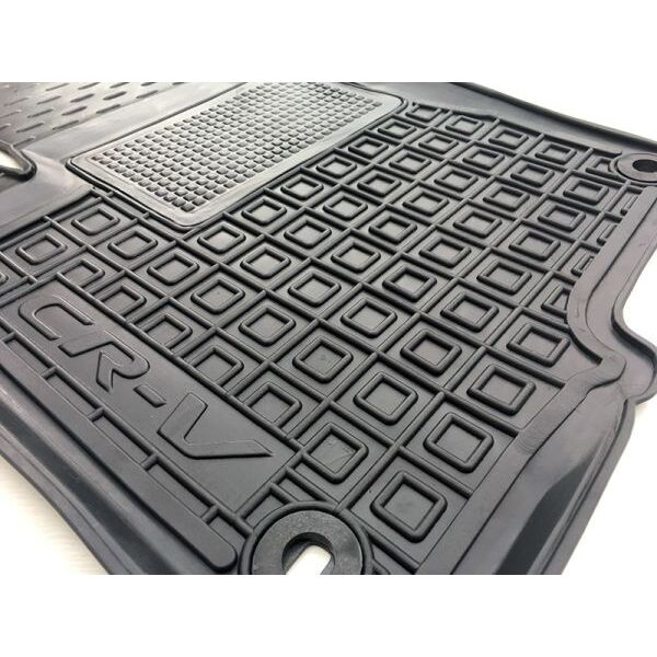 Автомобільні килимки в салон Honda CR-V 2017- (Avto-Gumm)