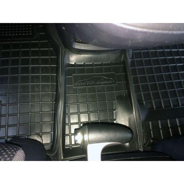Передние коврики в автомобиль Honda CR-V 2006-2012 (Avto-Gumm)