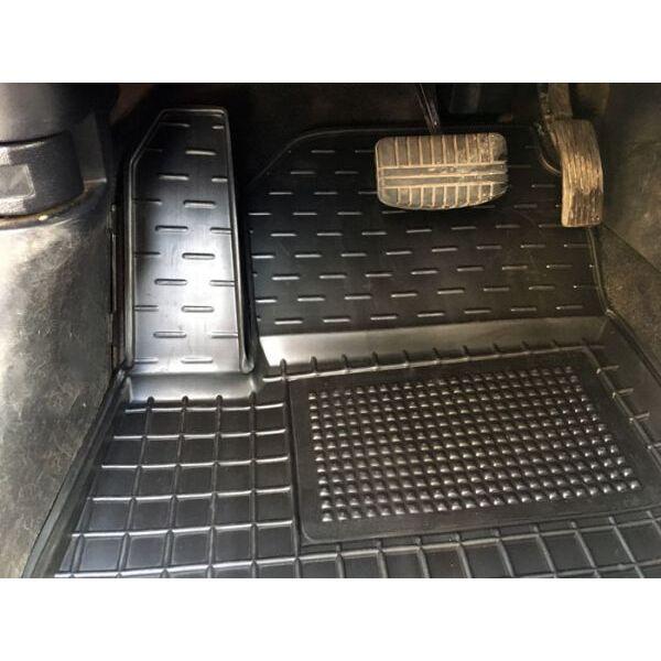Водійський килимок в салон Mitsubishi Lancer (10) 2007- (Avto-Gumm)