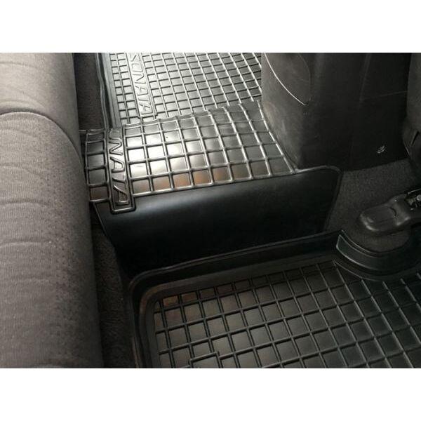Автомобильные коврики в салон Hyundai Sonata NF/6 2005-2010 (Avto-Gumm)