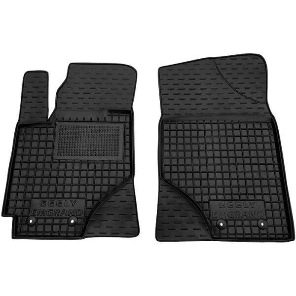 Передні килимки в автомобіль Geely Emgrand (EC7) 2011- (Avto-Gumm)