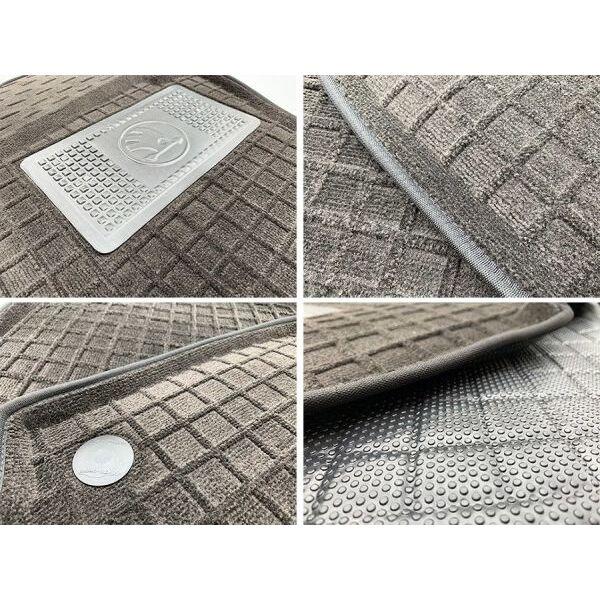 Гибридные коврики в салон Audi Q5 2017- (AVTO-Gumm)