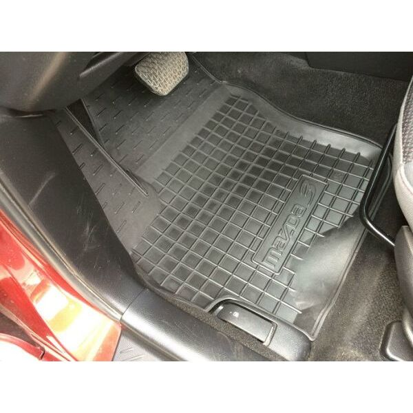 Автомобильные коврики в салон Mazda 3 2003-2009 (Avto-Gumm)