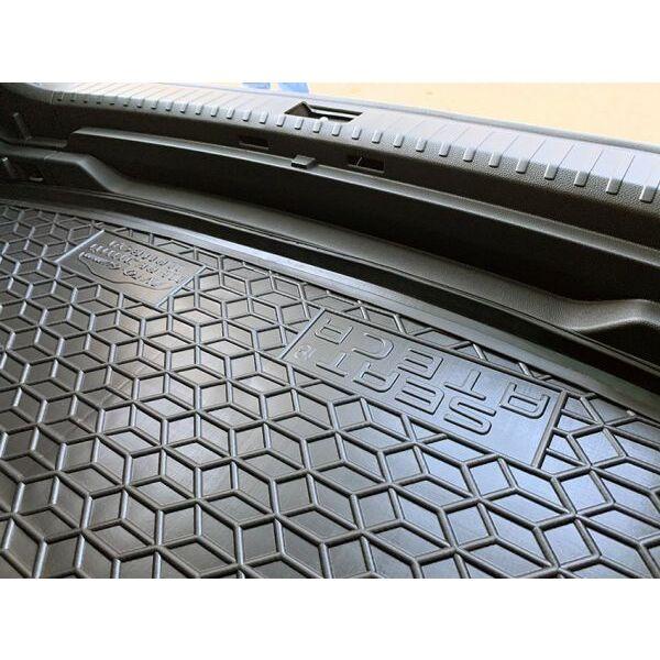 Автомобильный коврик в багажник Seat Ateca 2016- 2wd (Avto-Gumm)