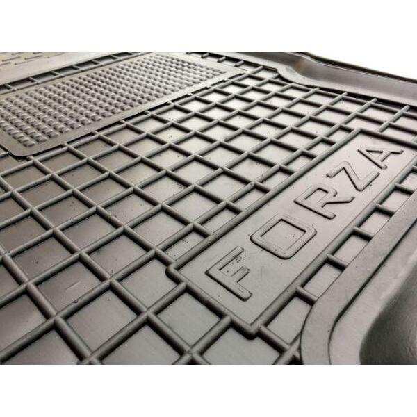 Водійський килимок в салон ЗАЗ Forza 2011- (Avto-Gumm)