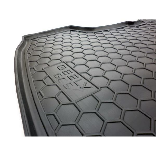 Автомобильный коврик в багажник Geely GC5 2014- (Avto-Gumm)