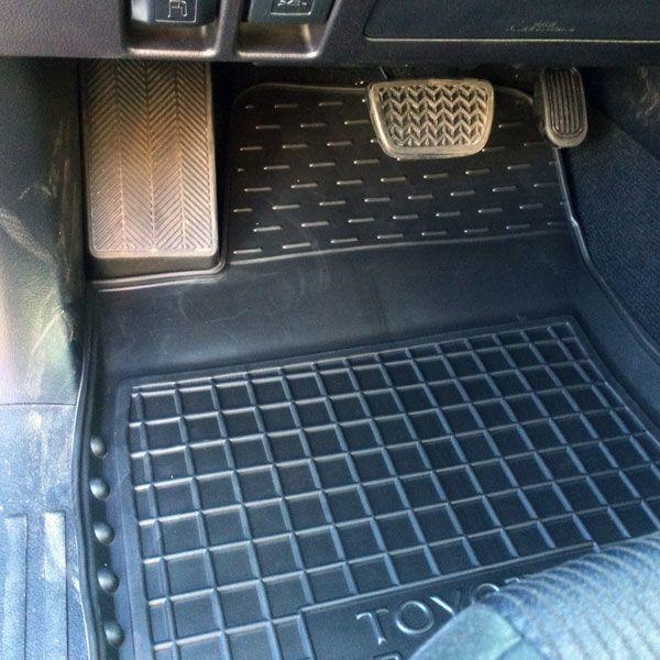 Автомобильные коврики в салон Toyota Land Cruiser Prado 150 10-/13-/17- (Avto-Gumm)