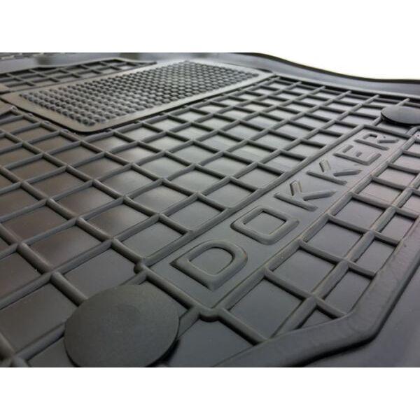 Передние коврики в автомобиль Renault Dokker 2013- (Avto-Gumm)