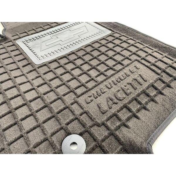 Гибридные коврики в салон Chevrolet Lacetti 2004- (AVTO-Gumm)