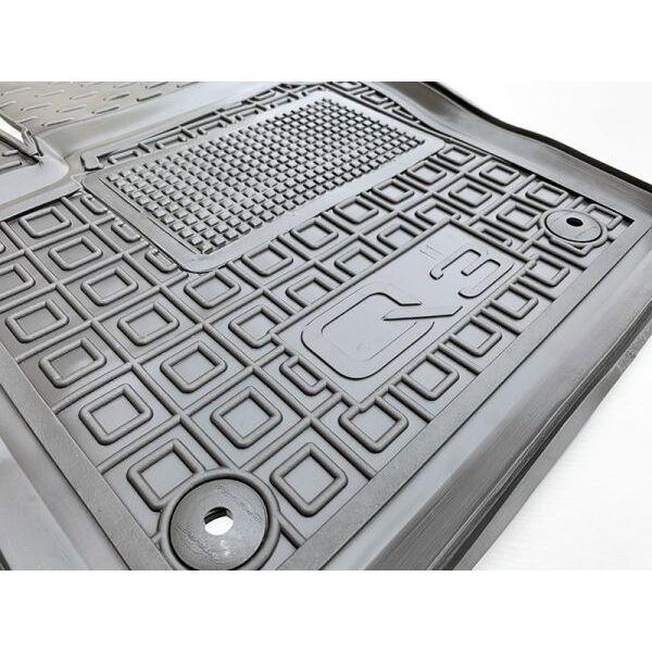 Водительский коврик в салон Audi Q3 2011- (Avto-Gumm)
