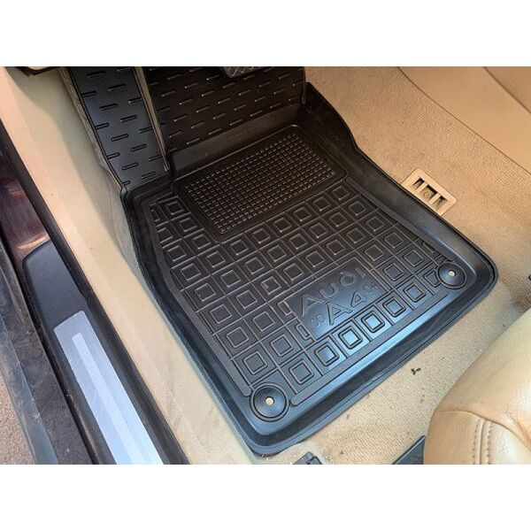 Водійський килимок в салон Audi A4 (B6/B7) 2001-2007 (Avto-Gumm)