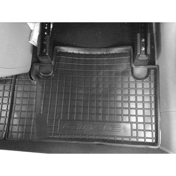 Автомобільні килимки в салон Honda Civic 2011- Sedan (Avto-Gumm)