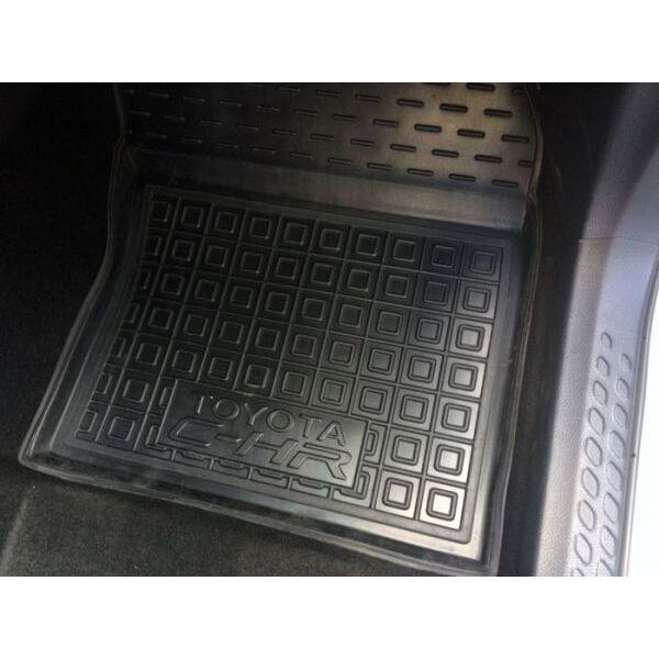 Передние коврики в автомобиль Toyota C-HR 2017- (Avto-Gumm)