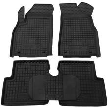 Автомобільні килимки в салон MG 3 2013- (Avto-Gumm)