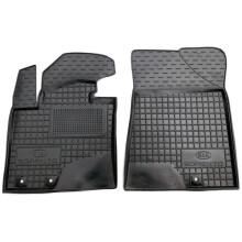Передні килимки в автомобіль Kia Sorento 2009-2013 (Avto-Gumm)