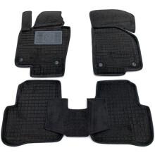 Гібридні килимки в салон Volkswagen Passat B6 05-/B7 11- (AVTO-Gumm)