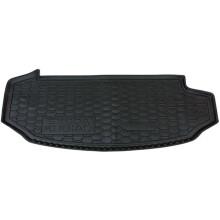 Автомобильный коврик в багажник Skoda Kodiaq 2017- (7 мест) короткий (Avto-Gumm)