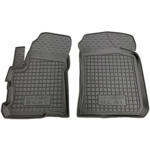 Передние коврики в автомобиль Chery Beat 2011- (Avto-Gumm)