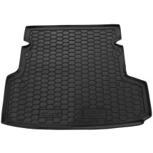 Автомобільний килимок в багажник BMW 3 (F31) 2012- (Universal) (Avto-Gumm)