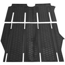 Автомобильные коврики в салон Mercedes Viano (W639) 2007- (2-3-й ряд) (Avto-Gumm)