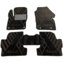 Текстильные коврики в салон Ford Focus 3 2011- (AVTO-Tex)