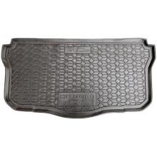 Автомобільний килимок в багажник Citroen C1 2014- (Avto-Gumm)