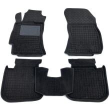 Гибридные коврики в салон Subaru Outback 2015- (AVTO-Gumm)