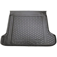 Автомобильный коврик в багажник Toyota Land Cruiser Prado 150 2010-2018 (5 мест) (Avto-Gumm)
