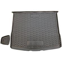 Автомобильный коврик в багажник Jeep Compass 2016- (AVTO-Gumm)