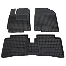 Автомобильные коврики в салон Hyundai Accent 2011- (RB) (Avto-Gumm)