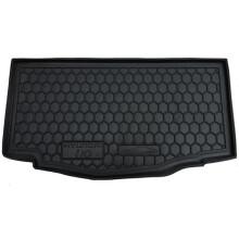 Автомобильный коврик в багажник Hyundai i10 2014- (Avto-Gumm)