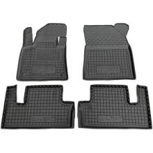 Автомобильные коврики в салон Citroen C4 Picasso 2014- (Avto-Gumm)