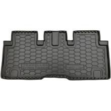 Автомобільний килимок в багажник Citroen SpaceTourer 17-/Peugeot Traveller 17- (VIP L2 пасс.) (Avto-Gumm)