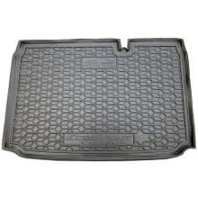Автомобильный коврик в багажник Ford EcoSport 2015- USA нижняя полка (AVTO-Gumm)