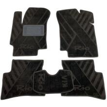 Текстильні килимки в салон Kia Rio 2005-2011 (AVTO-Tex)