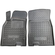 Передние коврики в автомобиль Renault Fluence 09-/Megane 3 Universal 09- (Avto-Gumm)