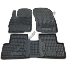 Автомобільні килимки в салон Geely LC\LC Cross 2012- (Avto-Gumm)