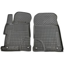 Передні килимки в автомобіль Honda Civic Sedan 2011- (Avto-Gumm)
