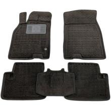 Гибридные коврики в салон Renault Fluence 09-/Megane 3 Universal 09- (Avto-Gumm)