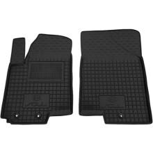 Передні килимки в автомобіль Kia Soul 2008-2014 (Avto-Gumm)