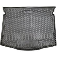 Автомобильный коврик в багажник Ford Kuga 3 2020- докатка (AVTO-Gumm)