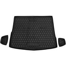 Автомобильный коврик в багажник Volkswagen Tiguan 2016- (Avto-Gumm)