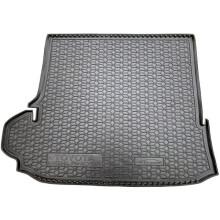 Автомобильный коврик в багажник Toyota Highlander 4 2020- (с ухом) (AVTO-Gumm)