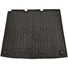 Автомобільний килимок в багажник Volkswagen T5 2010- (удлиненная база с печкой) Caravelle (Avto-Gumm)
