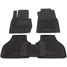 Автомобільні килимки в салон BMW X3 (F25) 2010- (Avto-Gumm)