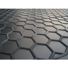 Автомобильный коврик в багажник Lexus GX 460 2009- (7-мест) (Avto-Gumm)