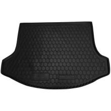 Автомобильный коврик в багажник Kia Sportage 3 2010- (Avto-Gumm)