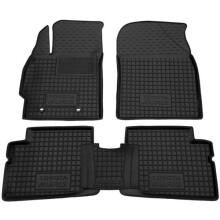 Автомобільні килимки в салон Toyota Auris 2007-2013 (Avto-Gumm)