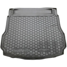 Автомобильный коврик в багажник Great Wall Haval H6 2011- (Avto-Gumm)