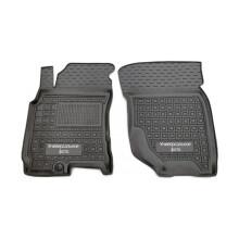 Передние коврики в автомобиль Volkswagen T-Roc 2017- (AVTO-Gumm)